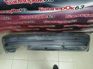 Запчасть юбка бампера задняя Volkswagen Tiguan 2016