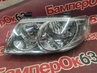 Запчасть фара левая Nissan Almera 2000