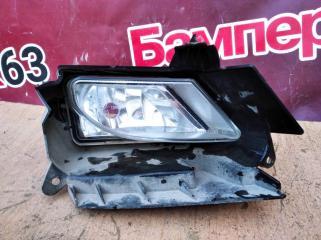 Запчасть фара противотуманная правая Mazda 3