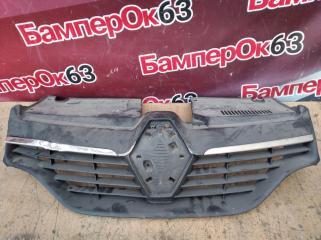 Запчасть решетка радиатора Renault Logan 2014
