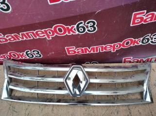 Запчасть решетка радиатора Renault Duster 2012