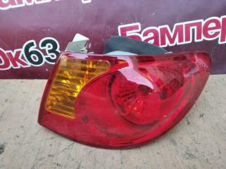Запчасть фонарь задний правый Hyundai Elantra 2006