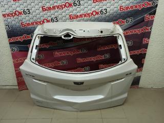 Запчасть дверь багажника задняя Cadillac XT5 2016