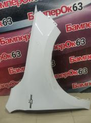 Запчасть крыло переднее правое Skoda RAPID 2012