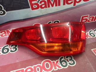 Запчасть фонарь задний правый Audi Q7 2005