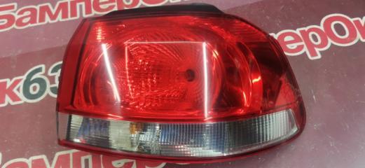 Запчасть фонарь правый Volkswagen Golf 2008