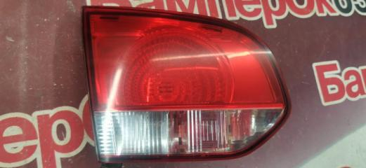 Запчасть фонарь левый Volkswagen Golf 2008