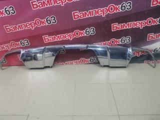 Запчасть накладка на бампер задняя Mercedes-Benz GL/GLS-Class 2012