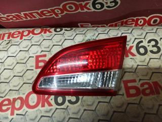 Запчасть фонарь задний правый Nissan Almera 2013