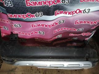 Запчасть бампер задний Skoda Yeti 2009