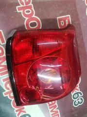 Запчасть фонарь левый Toyota Avensis 2002