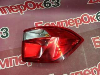 Запчасть фонарь задний правый Ford EcoSport 2014