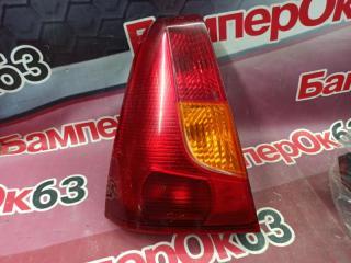 Запчасть фонарь задний левый Renault Logan 2004