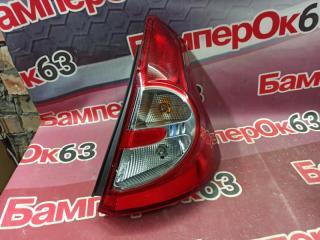 Запчасть фонарь задний правый Renault Sandero 2009