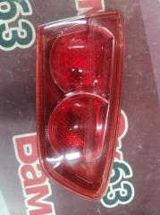 Запчасть фонарь задний левый Mitsubishi Lancer 2007