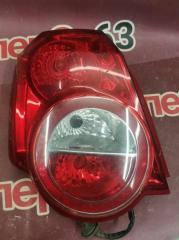 Запчасть фонарь задний левый Chevrolet Aveo 2011