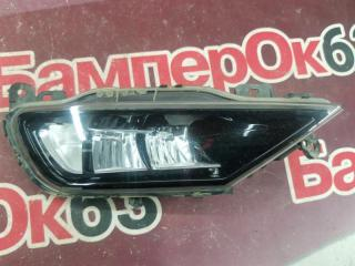 Запчасть фара противотуманная передняя правая Volvo XC90 2017