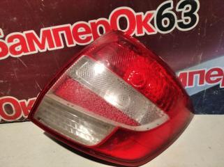 Запчасть фонарь задний правый Lada Granta 2011