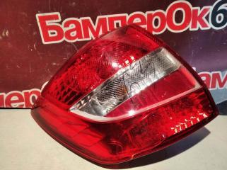 Запчасть фонарь задний левый Lada Granta 2011
