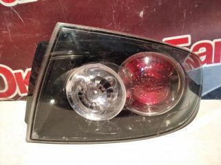 Запчасть фонарь задний правый Mazda Mazda3 2006
