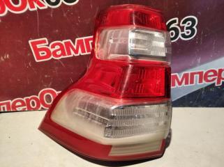 Запчасть фонарь задний левый Toyota Land Cruiser Prado 2009