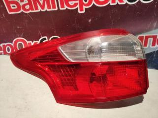 Запчасть фонарь задний левый Ford Focus 2011