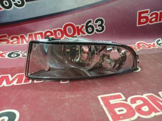Запчасть фара противотуманная левая Skoda Octavia 2004