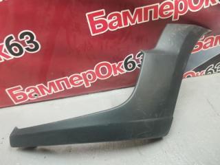 Запчасть накладка на бампер передняя левая Lada Largus Cross 2014