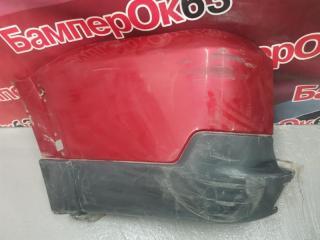 Запчасть клык заднего бампера задний левый Mitsubishi Pajero 4 2006
