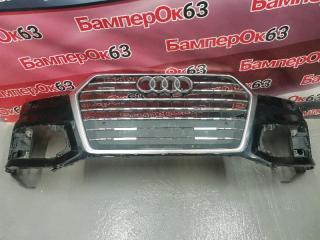 Запчасть бампер передний Audi Q5 2017