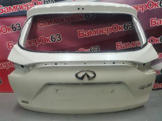 Запчасть дверь багажника задняя Infiniti QX50 2014