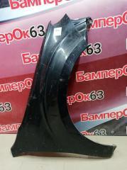 Запчасть крыло переднее правое Subaru Forester 2007