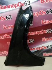 Запчасть крыло переднее правое BMW X3 2010