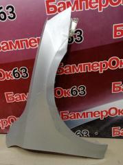 Запчасть крыло переднее правое Skoda Octavia 2013
