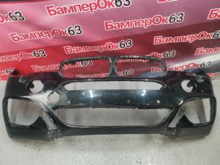 Запчасть бампер передний BMW X6 2014