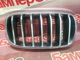 Запчасть решетка радиатора передняя правая BMW X6 2014