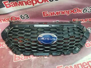 Запчасть решетка радиатора передняя Datsun Mi-Do 2014