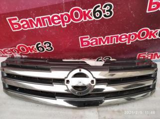 Запчасть решетка радиатора Nissan Almera 2013