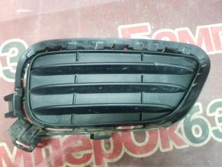 Запчасть решетка в бампер передняя правая BMW X3 2010