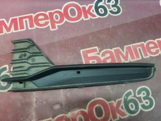 Запчасть решетка в бампер передняя левая Skoda Rapid 2012