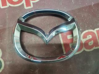 Запчасть эмблема Mazda CX-5 2011