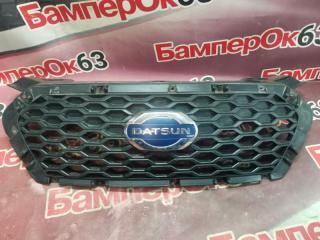 Запчасть решетка радиатора передняя Datsun On-Do 2014