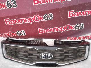 Запчасть решетка радиатора Kia Ceed 2010