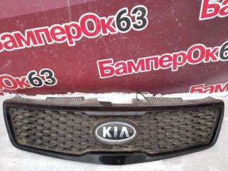 Запчасть решетка радиатора Kia Cerato 2009