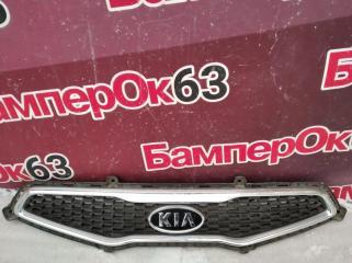 Запчасть решетка радиатора Kia Picanto 2011