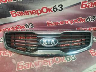 Запчасть решетка радиатора передняя kia Sportage 2010