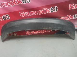 Запчасть накладка бампера задняя Skoda Rapid 2012