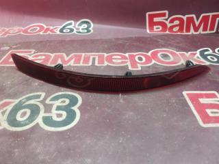 Запчасть катафот бампера задний левый Skoda Octavia 2013