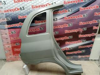 Запчасть крыло заднее правое Hyundai Matrix 2001