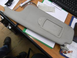 Козырек солнцезащитный левый Renault Megane 2 2004